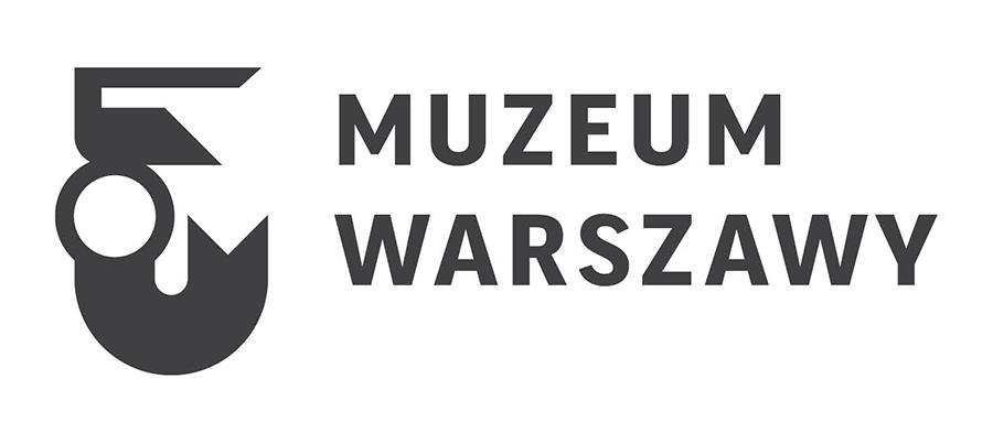 muzeum warszawy logo